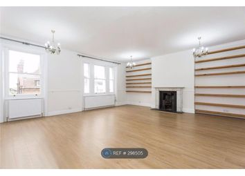 Thumbnail 4 bed flat to rent in Belsize Crescent, London