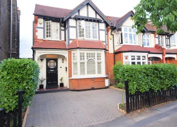 Thumbnail End terrace house for sale in Bramber Road, London