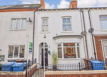 Thumbnail 3 bed terraced house for sale in Alliance Avenue, Anlaby Road, Hull