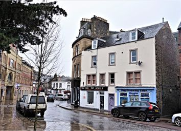 Thumbnail 1 bed flat for sale in 4 Market Street, Galashiels