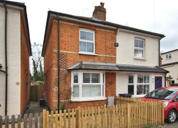 Woking, Surrey GU21. 2 bed semi-detached house for sale