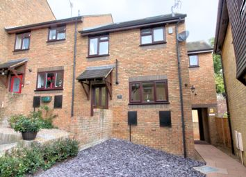 Thumbnail 4 bed semi-detached house for sale in Nags Head Lane, Rochester