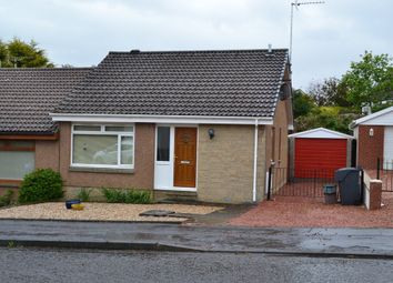 Thumbnail 2 bedroom semi-detached bungalow to rent in Buchan Drive, Dunblane