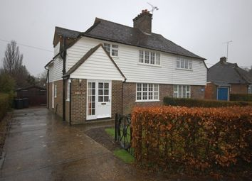 Thumbnail 3 bed semi-detached house to rent in Isle Of Thorns, Chelwood Gate, Haywards Heath