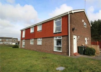Thumbnail 2 bed flat to rent in Sunholme Drive, Wallsend, Tyne And Wear