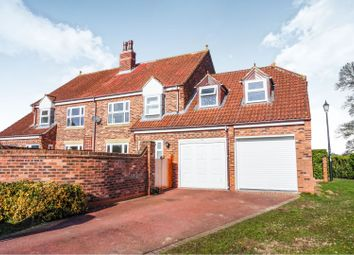 Thumbnail 4 bed semi-detached house for sale in Lakeside, York