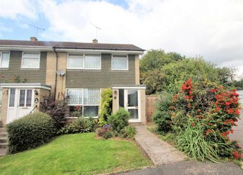 Thumbnail 3 bed terraced house for sale in Shepherds Leaze, Wotton-Under-Edge, Gloucestershire