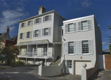 Thumbnail 6 bed town house for sale in Highfield, Lymington, Hampshire