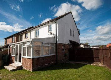 Thumbnail 2 bedroom end terrace house for sale in Latimer Drive, Reading