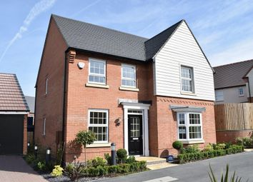 "Thumbnail 4 bedroom detached house for sale in ""Holden"" at Albert Hall Place, Coalville"