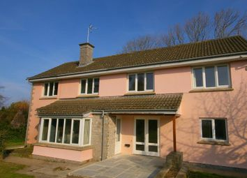 Thumbnail 4 bed detached house to rent in Brendon Road, Watchet