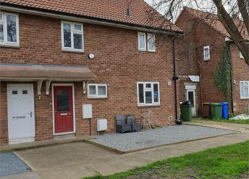 Thumbnail 3 bed terraced house to rent in Bursall Square, Patrington Haven, Patrington