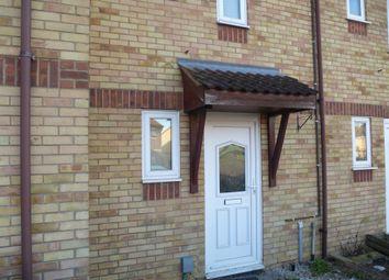 Thumbnail 1 bedroom terraced house for sale in Lansdowne Walk, Peterborough