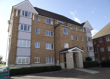 Thumbnail 2 bed flat to rent in St Leonards Close, Grays, Essex