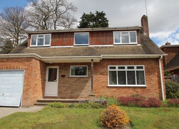 Thumbnail 4 bed detached house to rent in Newlands, Fleet