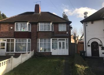 Thumbnail 4 bedroom semi-detached house for sale in Amberley Grove, Witton, Birmingham, West Midlands