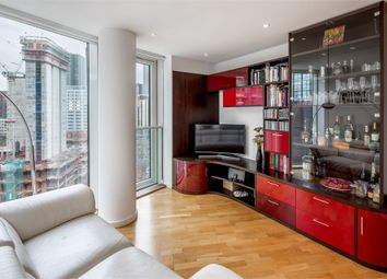 Thumbnail 2 bedroom flat for sale in Millharbour, London