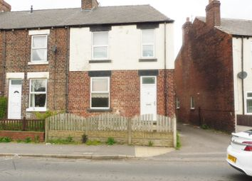 Thumbnail 3 bed end terrace house for sale in Highgate Lane, Goldthorpe