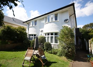 Thumbnail 4 bedroom flat for sale in St. Clair Road, Canford Cliffs, Poole