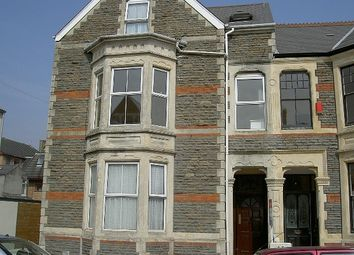 Thumbnail 1 bed flat to rent in Hamilton Street, Canton, Cardiff