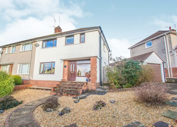 Thumbnail 3 bedroom semi-detached house for sale in Dovedale Close, Penylan, Cardiff