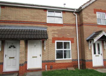 Thumbnail 2 bedroom terraced house for sale in Lavender Way, Scunthorpe