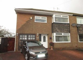 Thumbnail 4 bed semi-detached house for sale in Kenhall Road, Leigh