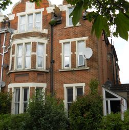 Thumbnail 3 bedroom maisonette to rent in Bouverie Road West, Folkestone