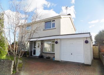 Thumbnail 3 bed detached house for sale in St. Marys View, Coychurch, Bridgend.