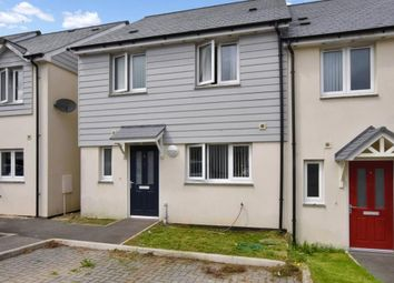 Thumbnail 3 bed semi-detached house for sale in The Glebe, St Cleer, Liskeard, Cornwall