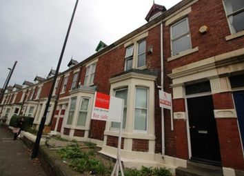 Thumbnail 6 bed terraced house for sale in Sandyford Road, Newcastle Upon Tyne, Tyne And Wear
