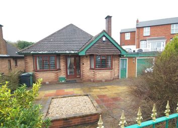 Thumbnail 2 bed detached bungalow for sale in Yew Tree Hills, Netherton, Dudley