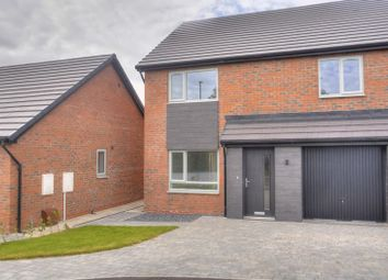 Thumbnail 4 bed semi-detached house for sale in Keel Gardens, Bedlington, 6Dp