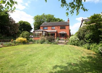 Thumbnail 5 bed detached house for sale in Tongue Lane, Brown Edge, Stoke-On-Trent