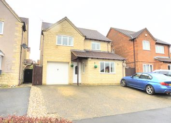Thumbnail 4 bedroom detached house for sale in Poachers Way, Swindon
