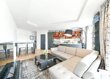Thumbnail 2 bed flat for sale in Globe House, 34 Botanic Square, Canary Wharf, London
