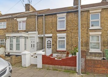 Thumbnail 2 bedroom terraced house for sale in Harold Road, Sittingbourne
