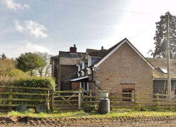 Thumbnail 2 bedroom terraced house to rent in Flat, Hawkhurst, Bromyard, Herefordshire