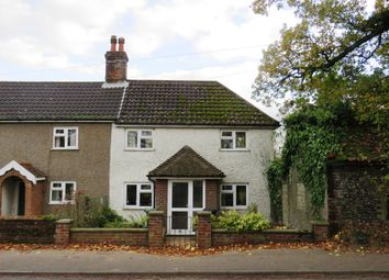 Thumbnail 2 bedroom semi-detached house for sale in Norwich Road, Tacolneston, Norwich
