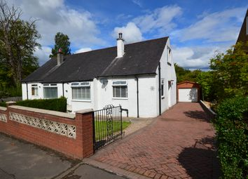 Thumbnail 3 bed semi-detached house for sale in Garshake Road, Dumbarton