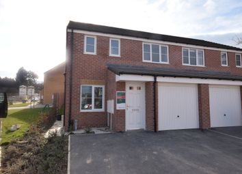 Thumbnail 3 bedroom semi-detached house to rent in Friarwood Avenue, Pontefract