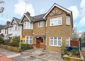 Thumbnail 5 bed semi-detached house for sale in Lyndhurst Gardens, Finchley N3,
