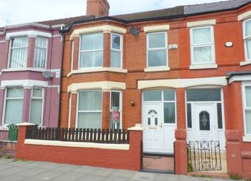 Thumbnail 4 bed property to rent in Park Road North, Birkenhead