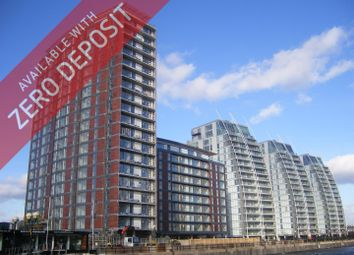 Thumbnail 1 bed flat to rent in City Loft, Salford Quays, Salford