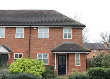 Thumbnail 3 bed terraced house to rent in Victoria Mews, St. Judes Road, Englefield Green, Egham