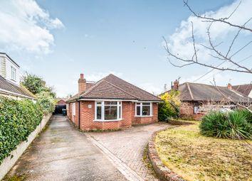 Thumbnail 4 bed detached bungalow for sale in Milton Road, Sutton Courtenay, Abingdon