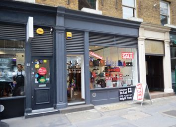 Thumbnail Retail premises for sale in Chiltern Place, London