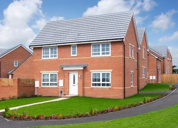 """Thumbnail 3 bed detached house for sale in """"Ennerdale"""" at Somerset Avenue, Leicester"""