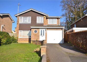 Thumbnail 4 bed detached house for sale in Avebury, Bracknell, Berkshire
