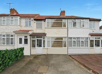 Thumbnail 1 bed flat to rent in Constable Gardens, Edgware
